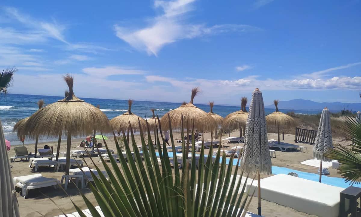 Casas vacacionales en Marbella