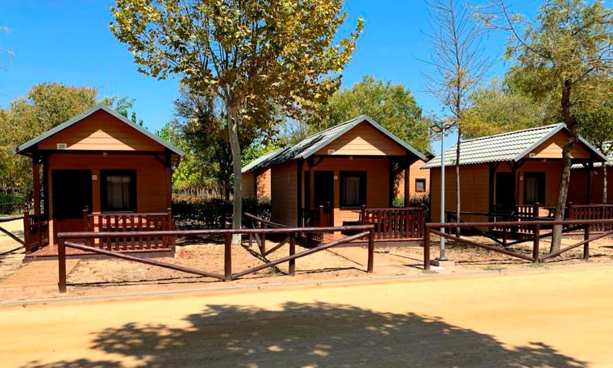 Casas vacacionales Huelva