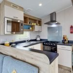 Cocina de la Willerby Linwood 2021