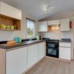 Cocina de la Willerby Mistral 2021