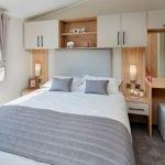 Habitación de matrimonio de la Willerby The Manor 2022