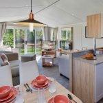 Salón comedor de la Willerby The Manor 2022