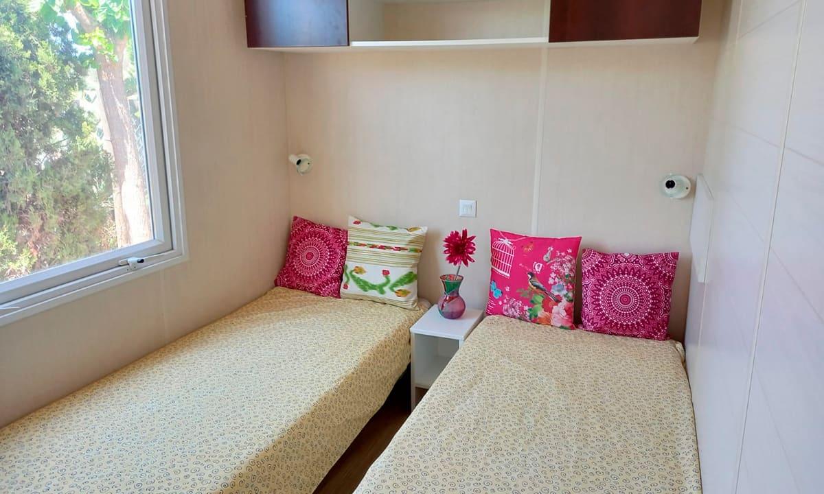 Habitación doble de la Ohara Opea 59