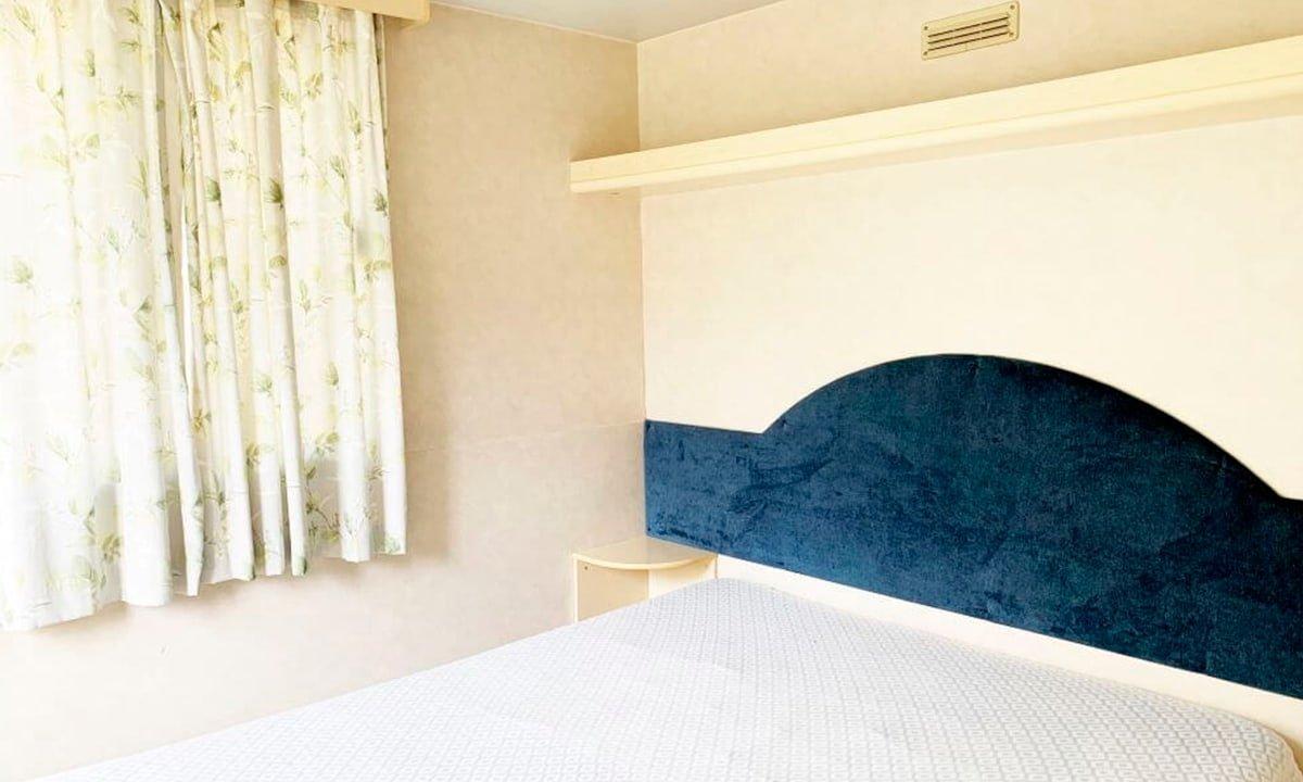 Habitación de matrimonio de la Shelbox Standard